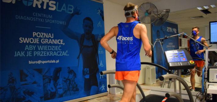 Badania wydolnościowe w sportslab
