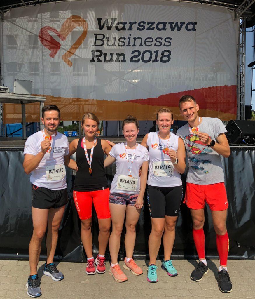 Warszawa Business Run